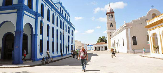 Anthem Square Bayamo Cuba