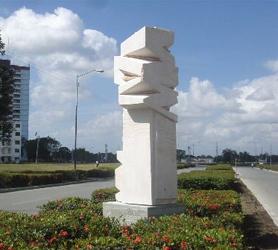 Bayamo Cuba Monument