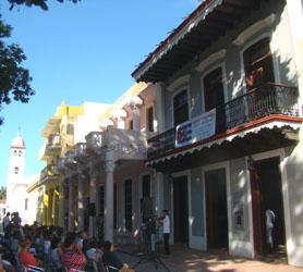 Casa Cespedes Bayamo Cuba