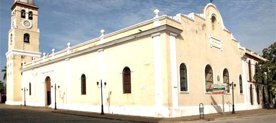 San salvador de Bayamo Iglesia